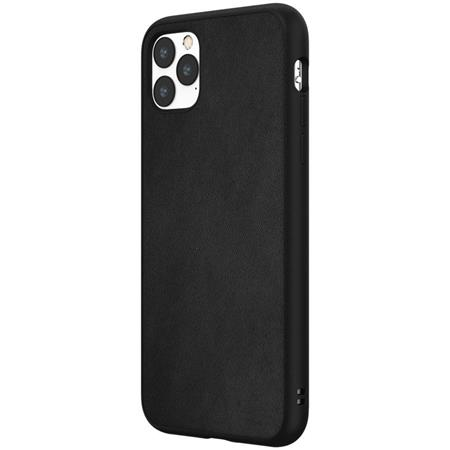 Rhinoshield Solidsuit Case For Iphone 11 Pro Max Leather Black Ssa0114961
