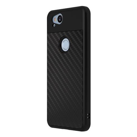 new style 0e31c a58f2 RhinoShield SolidSuit Case for Google Pixel 2 - Carbon Fiber