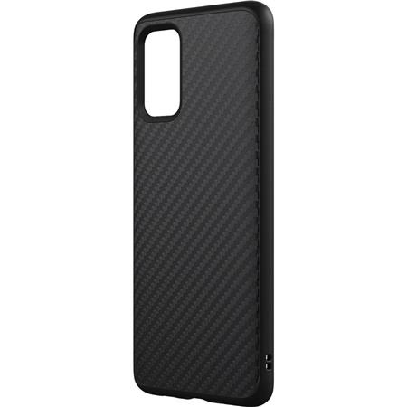 Rhinoshield Solidsuit Case For Samsung Galaxy S20 Plus Carbon Fiber Black Ssa0315849