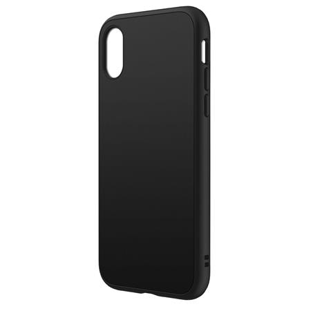quality design 70aeb cddfd RhinoShield SolidSuit Case for iPhone X - Classic Black