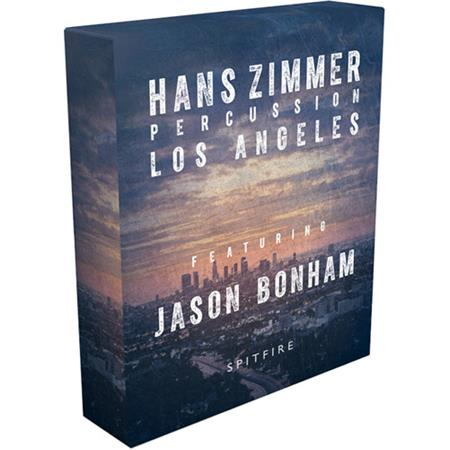 Spitfire Audio Hans Zimmer Percussion Los Angeles HZ02 Virtual Instrument  Library with Full Kontakt 5 Player, Electronic Download