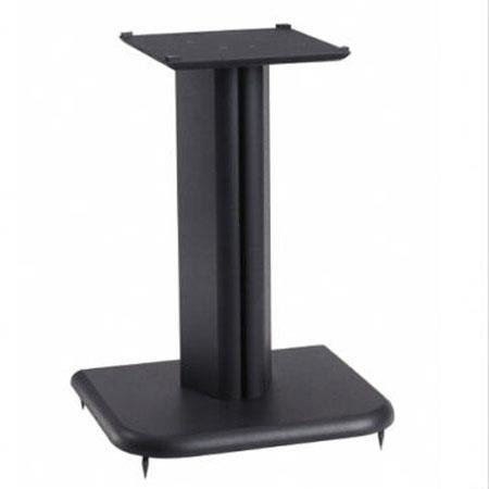 Sanus Systems Bf16b 16 Mdf Construction Speaker Stand Pair Black