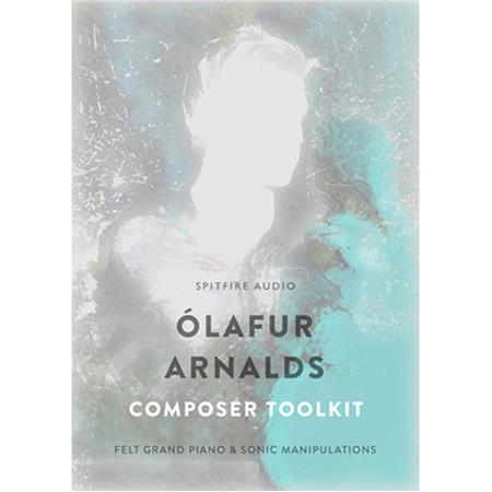 Spitfire Audio Olafur Arnalds Composer Toolkit Virtual Instruments Library,  Electronic Download