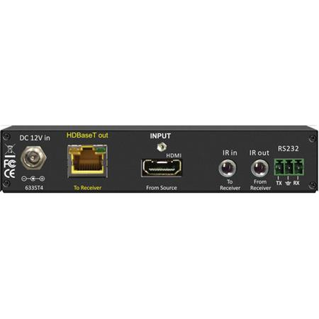 Shinybow SB-6335R4 4-Play HDBaseT Receiver up to 330 Feet HDMI w//3-Yr Warranty