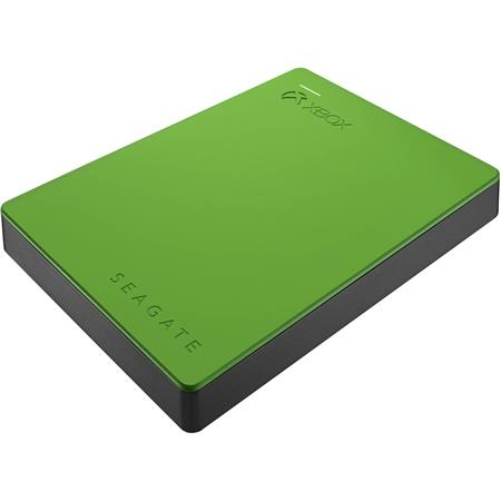 Seagate 2TB USB 3 0 Game Drive for Xbox One and Xbox 360, Green