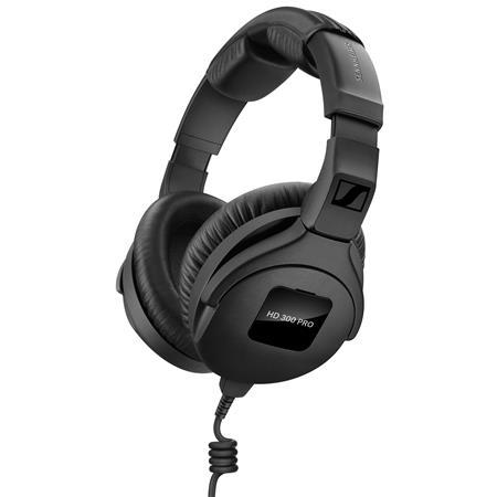 a1dfa70d141 Sennheiser HD 300 PRO Monitoring Headphone with Ultra-Linear ...
