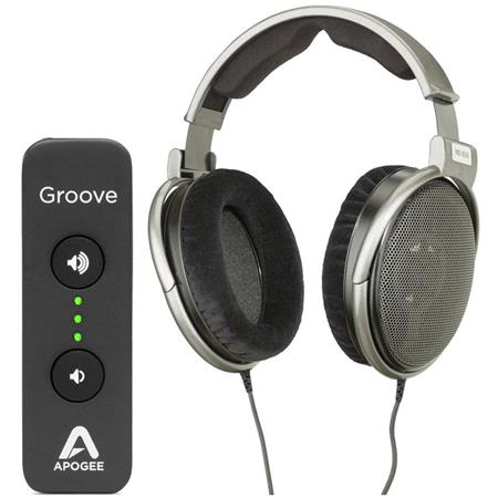 Sennheiser Audiophile Headphone & Amplifier