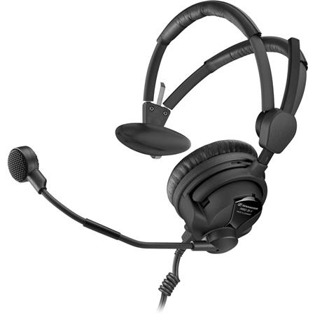 b62a94c115e Sennheiser HMD 26-II-600-X3K1 Headset, 600 Ohm, with with 6.6' Cable ...