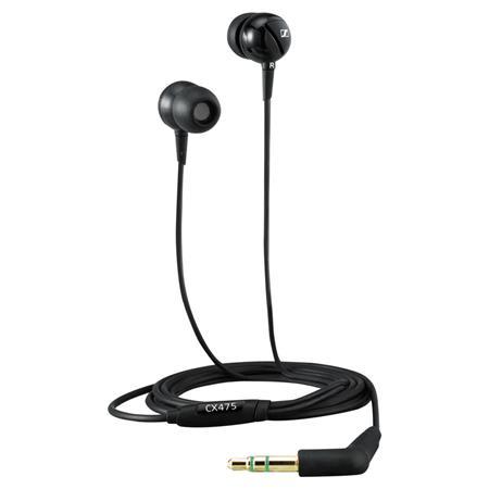 Sennheiser In-Ear Noise Blocking Headphones