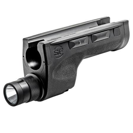 SureFire Ultra-High 2-Output-Mode LED WeaponLight for Mossberg 500 & 590,  600 High/200 Low Lumens, 1 37