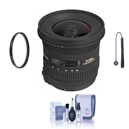 Sigma EX DC HSM Aspherical IF 10-20mm f3.5 Lens For Nikon #202306 ...