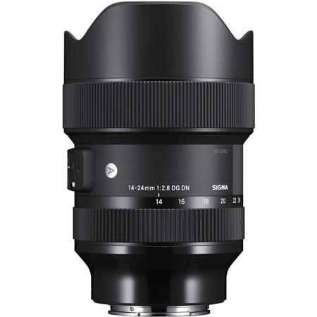 Sigma 14-24mm f/2 8 DG DN ART Zoom Lens for Leica L-Mount