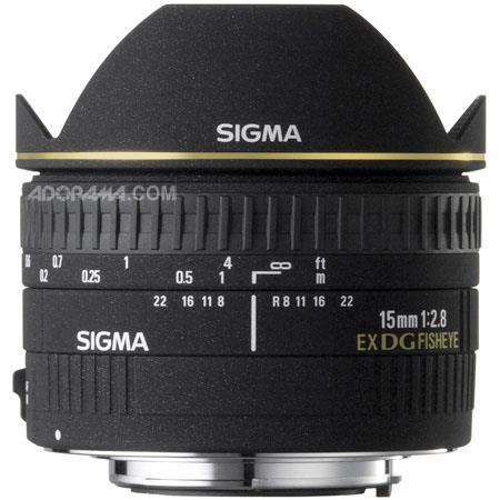Sigma 15mm F/2.8: Picture 1 regular