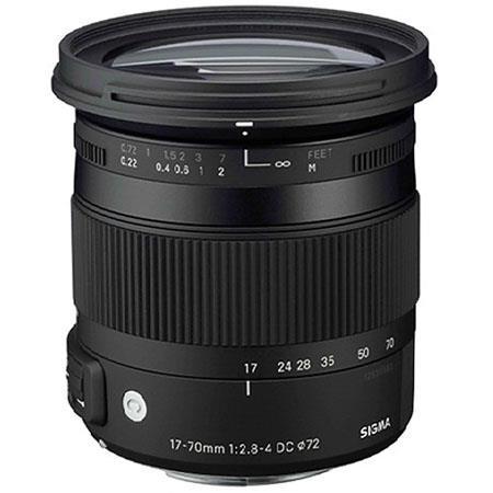 Sigma 17-70mm f/2.8-4 DC HSM: Picture 1 regular