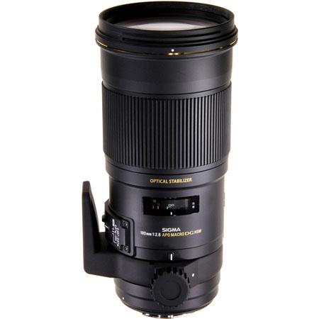 sigma 180mm f/2.8 ex dg os hsm apo macro lens for nikon