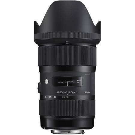 Long Exposure Filter 72mm Sigma 18-35mm F1.8 DC HSM