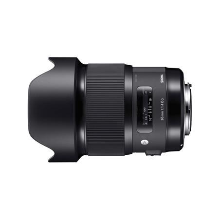 Sigma 20mm F/1.4 DG HSM ART: Picture 1 regular