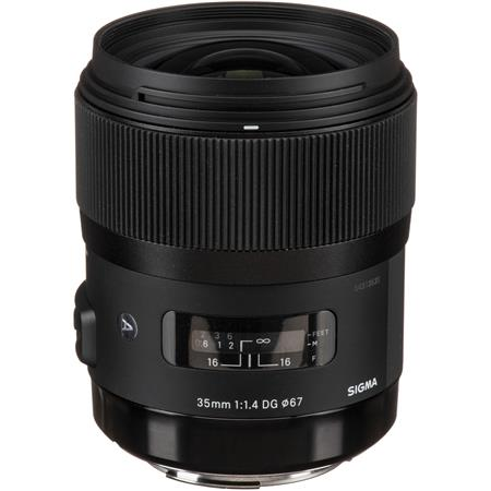 35mm f/1.4 DG HSM ART Lens for Canon EOS Cameras