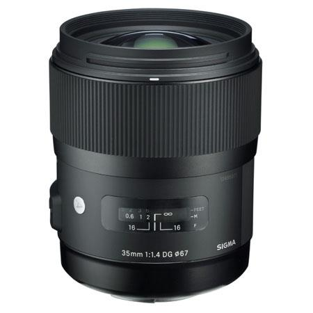 Sigma 35mm F/1.4: Picture 1 regular