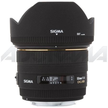 Sigma 50mm f/1.4 EX DG HSM: Picture 1 regular