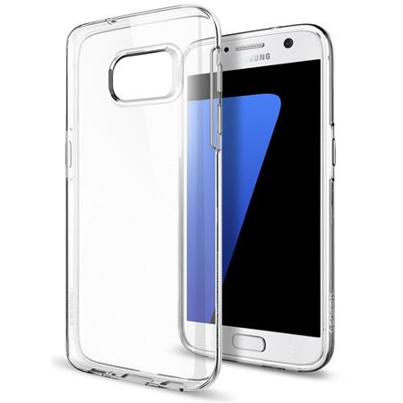 new product afe50 f9105 Spigen Liquid Crystal Case for Samsung Galaxy S7