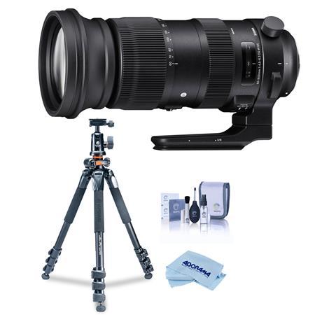 Sigma 60-600mm F4 5-6 3 DG OS HSM