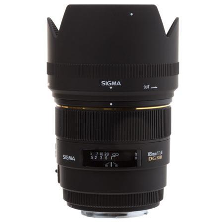 Sigma 85mm F/1.4: Picture 1 regular