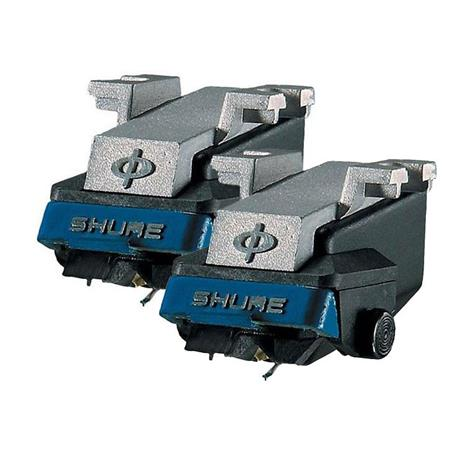 Shure 2x M97xE Audiophile Phono Cartridge
