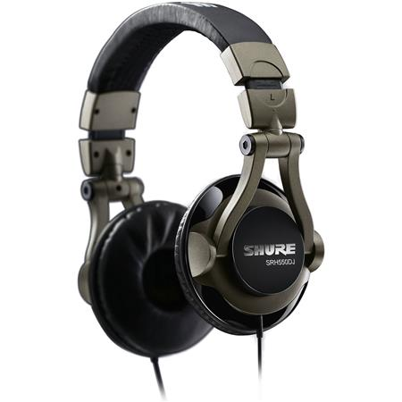 Shure SRH550DJ: Picture 1 regular
