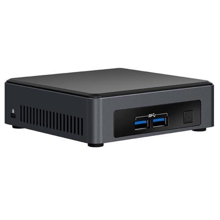 SimplyNUC NUC7i5DNKE NUC Mini PC Kit, Short Form Factor, Intel Core  i5-7300U 2 6GHz, 32GB RAM, 512GB SSD, Ubuntu (Linux)