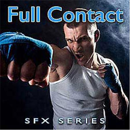 Sound Ideas Full Contact SFX 500 Fight Sounds, Punches and Falling Bodies  Sound Effects Library, Download Only