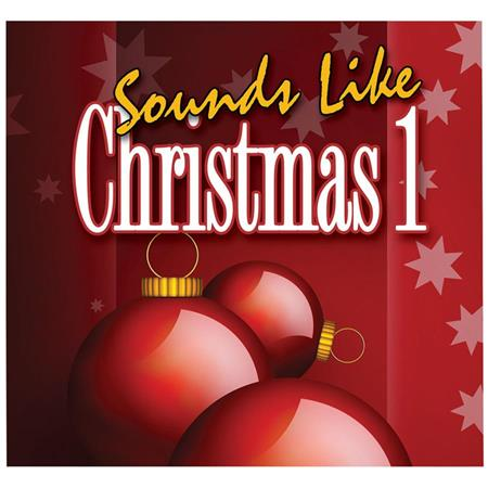 Sound Ideas Sounds Like Christmas 1 Royalty-Free Music CD, 1 CD