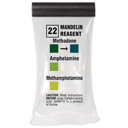Sirchie NARK II Mandelin Reagent: Picture 1 regular