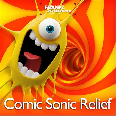 Sound Ideas Comic Sonic Relief Sound Effects Library by Serafine, Download