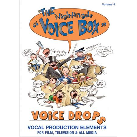 sound ideas nightingale voice box sound effects library vol 4