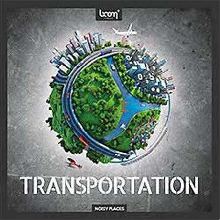 Sound Ideas Transportation Sound Effects by Boom, 48kHz/24-bit Download