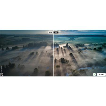 Skylum Software AirMagic Drone Photo Enhancing Software, Electronic Download