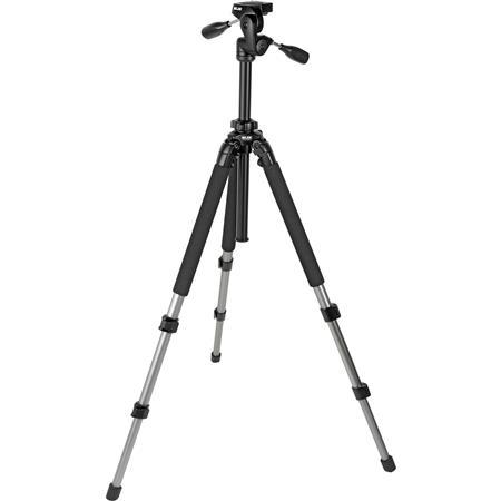 Slik Pro 700DX AMT-Titanium Alloy Tripod with 3-Way Pan Head (Maximum  Height 74.8