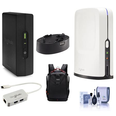 SlingStudio Hub Bundle With SlingStudio CameraLink, And Accessory Bundle