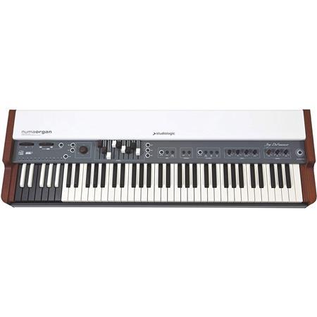 Studiologic Numa Organ 2 Waterfall Action 73-Key Semi-Weighted Synthesizer  Keyboard