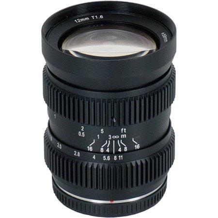SLR Magic 12mm T/1.6: Picture 1 regular