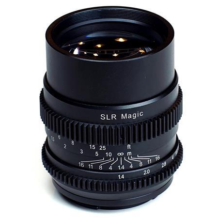 SLR Magic Cine 75mm F/1.4: Picture 1 regular