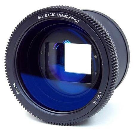 SLR Magic Anamorphot 1.33x 40: Picture 1 regular