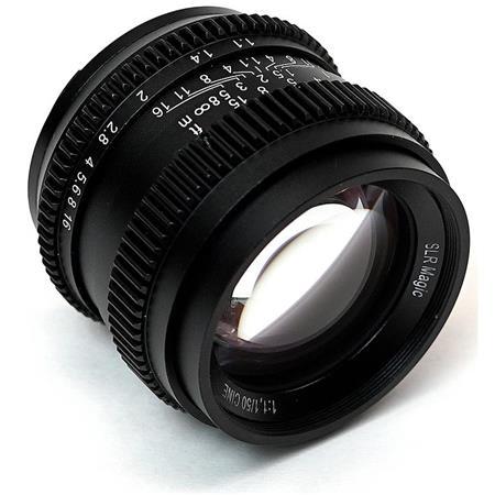 SLR Magic 50mm F1.1 Cine Lens: Picture 1 regular