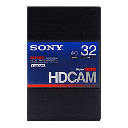 Sony BCT32HD: Picture 1 regular