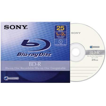 Sony BNR-25RH: Picture 1 regular