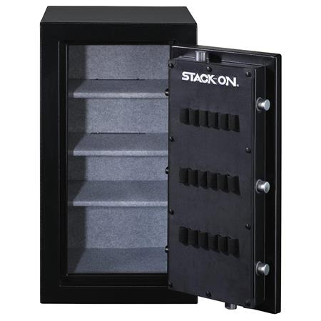 Stack On 40 Shooter S Pistol Ammo Safe