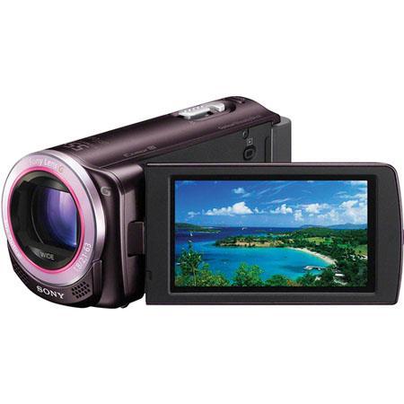 Sony HDR-CX260V HD 16GB Flash Memory Camcorder, Br HDR-CX260V/T
