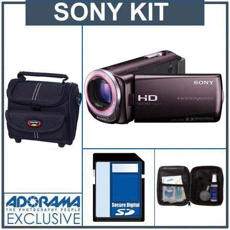 Sony HDRCX260V: Picture 1 regular