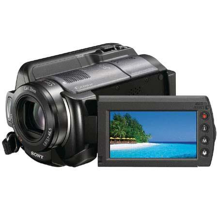 sony hdr xr200v 120gb hdd high definition handycam camcorder carl rh adorama com Sony Handycam HDR CX290 High-Tech Sony Camcorder 800
